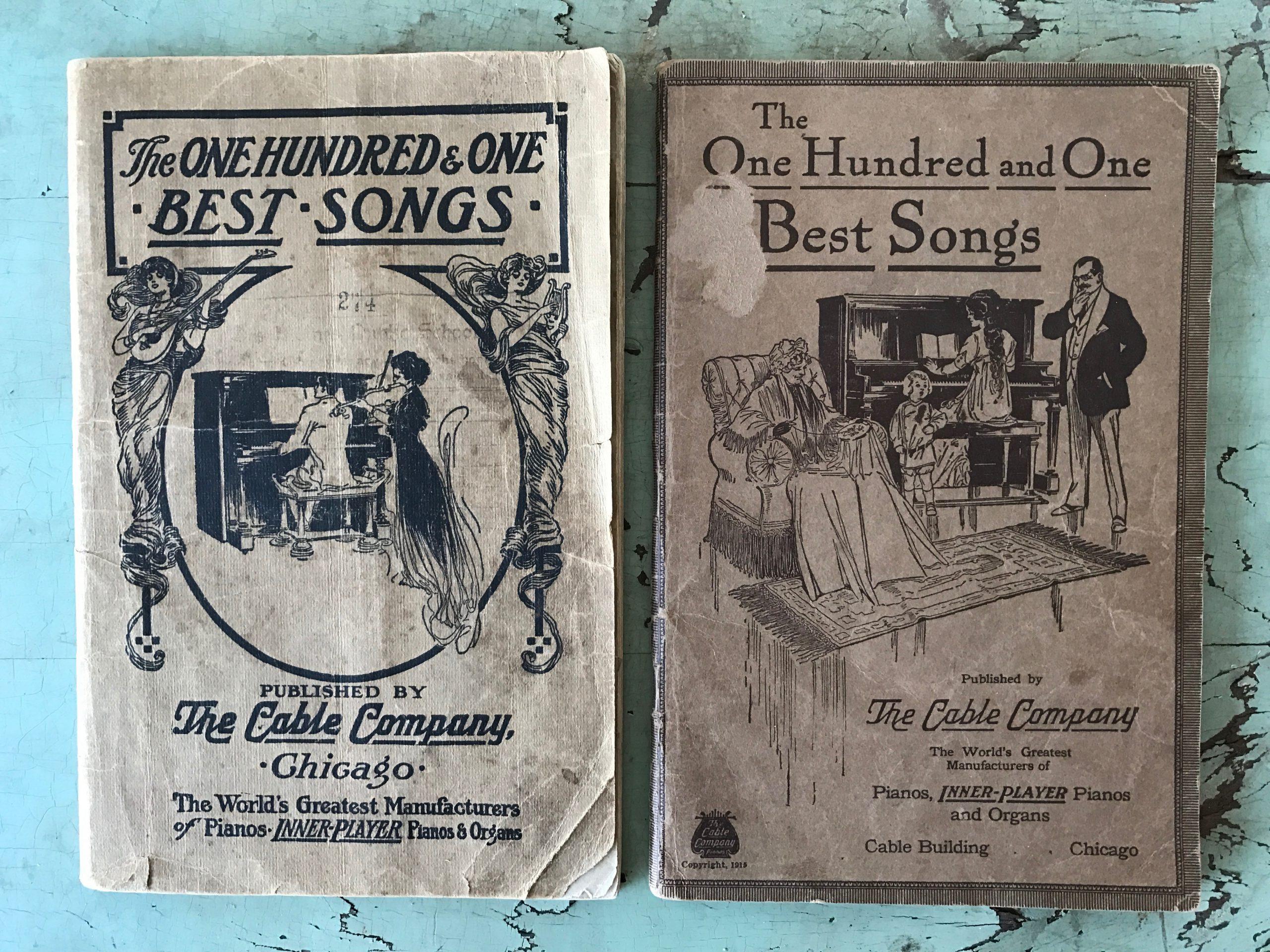 The Cable Piano Company, est. 1880