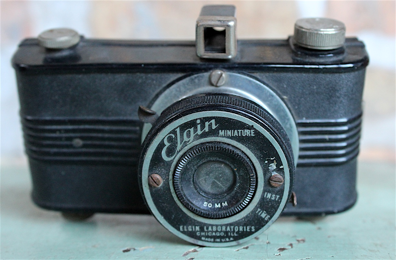Elgin Miniature Camera