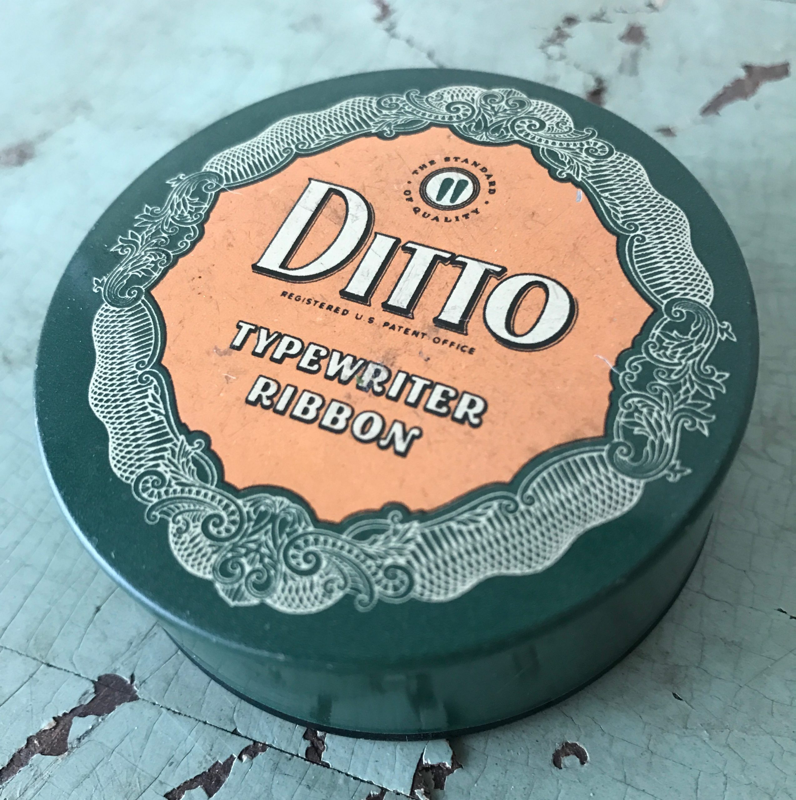 Ditto Inc. Typewriter Ribbon