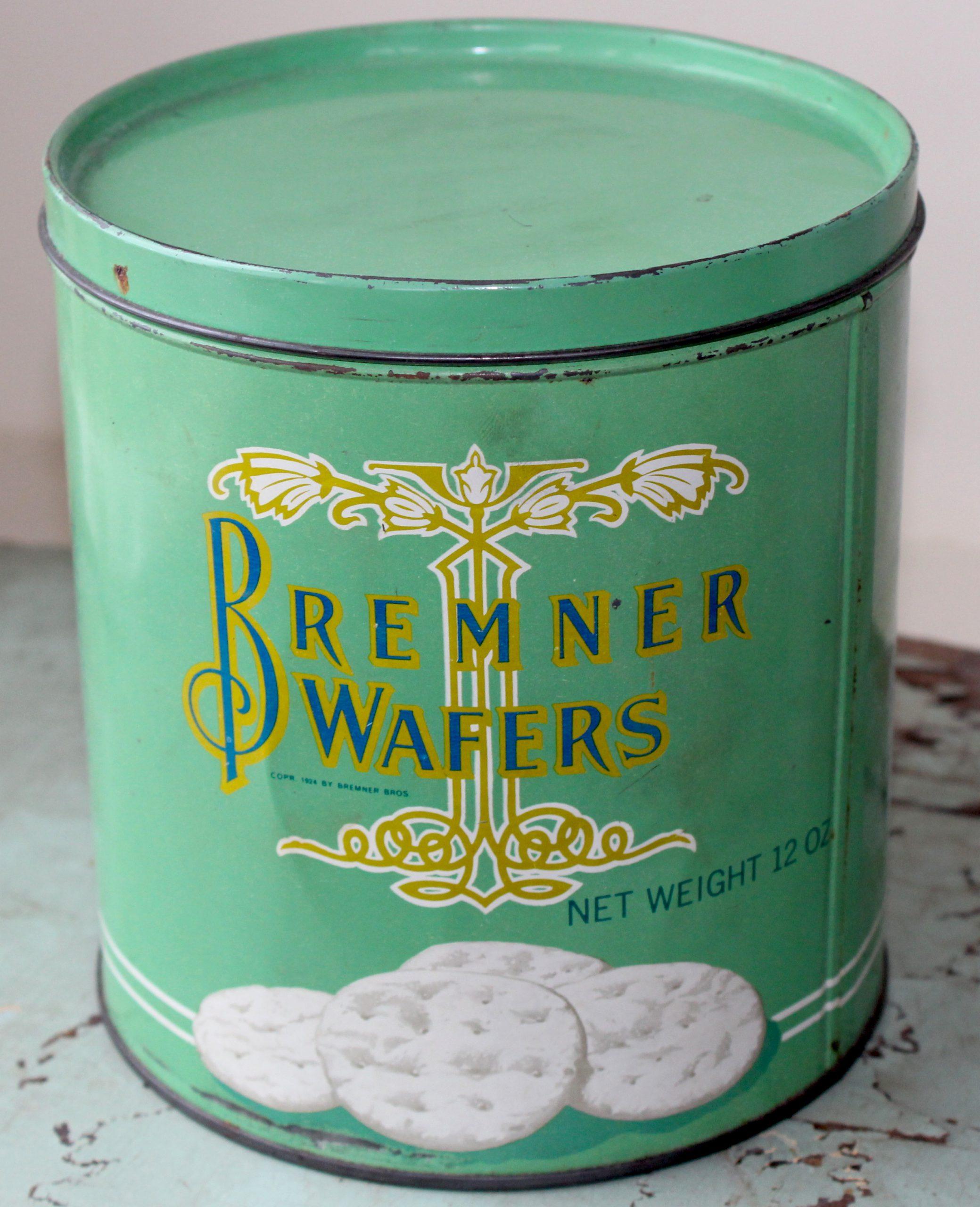 Bremner Biscuit Company, est. 1871