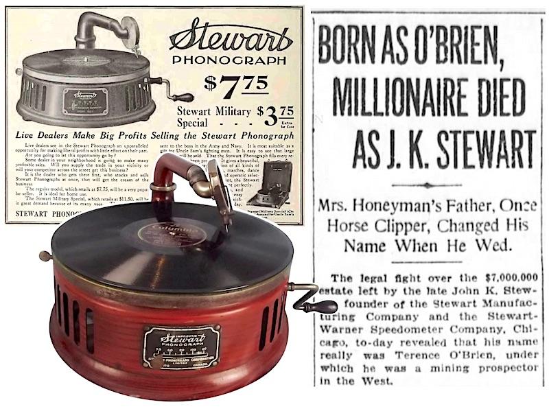 Stewart Phonograph