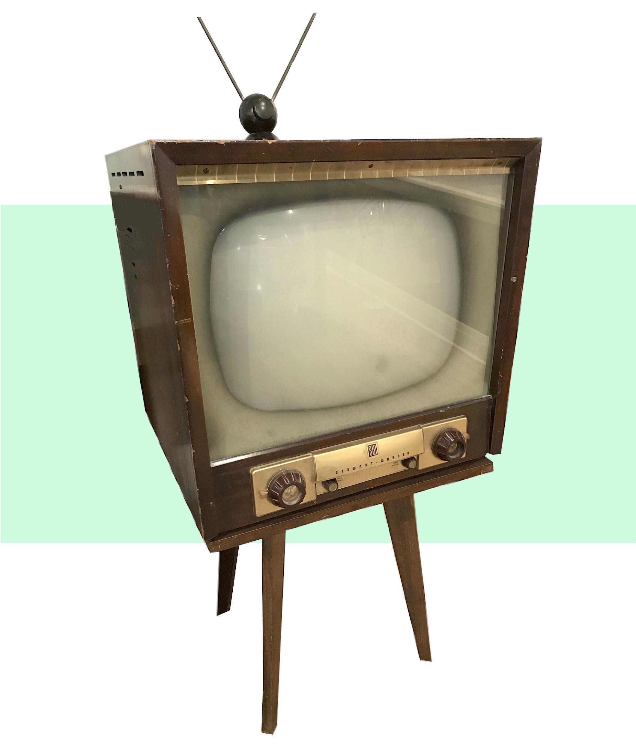 Stewart Warner Television