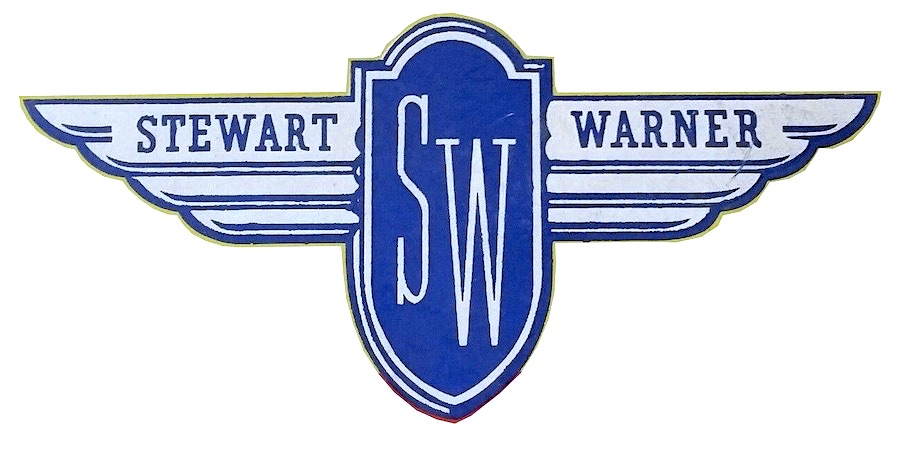 Stewart Warner wings