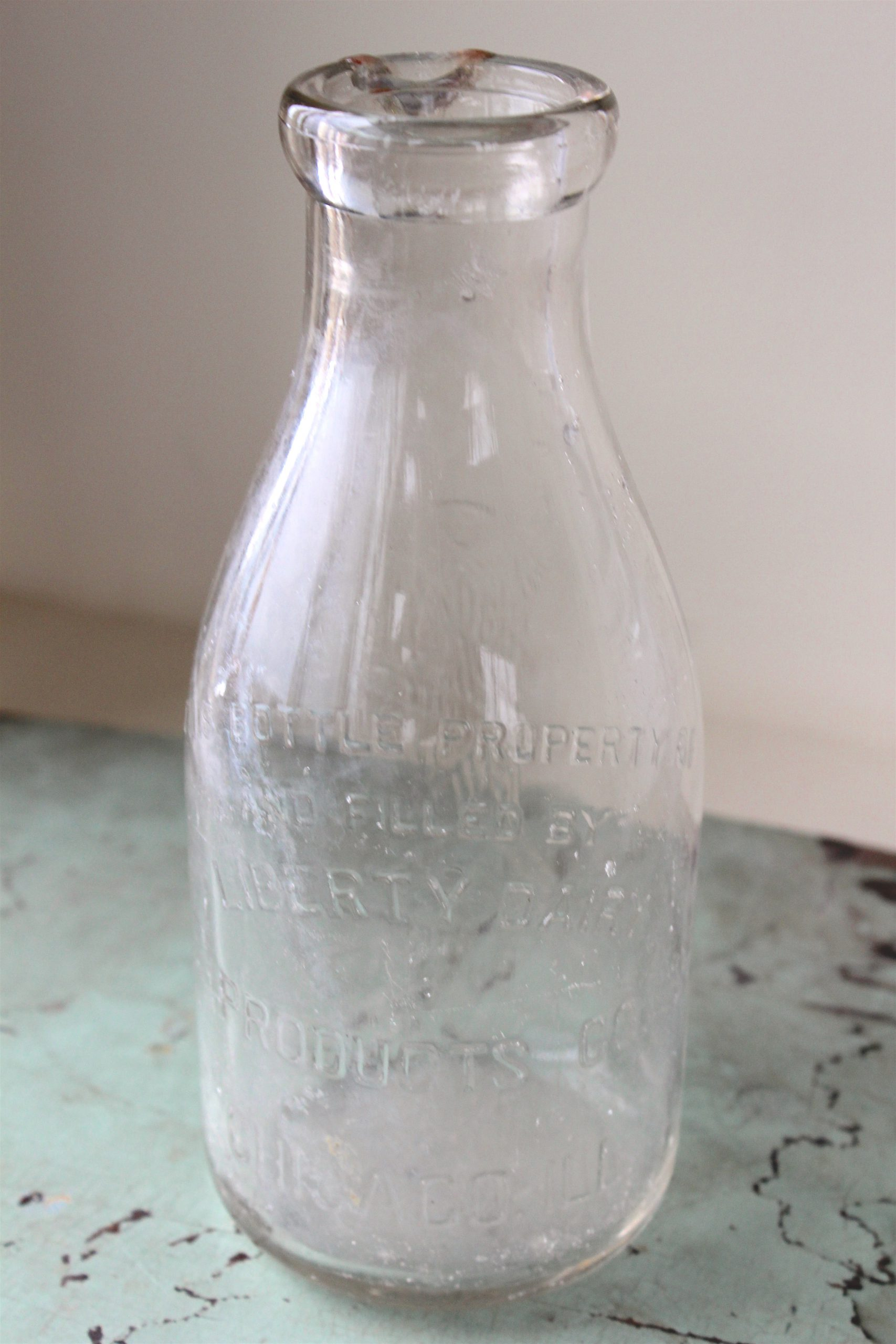Liberty Dairy History