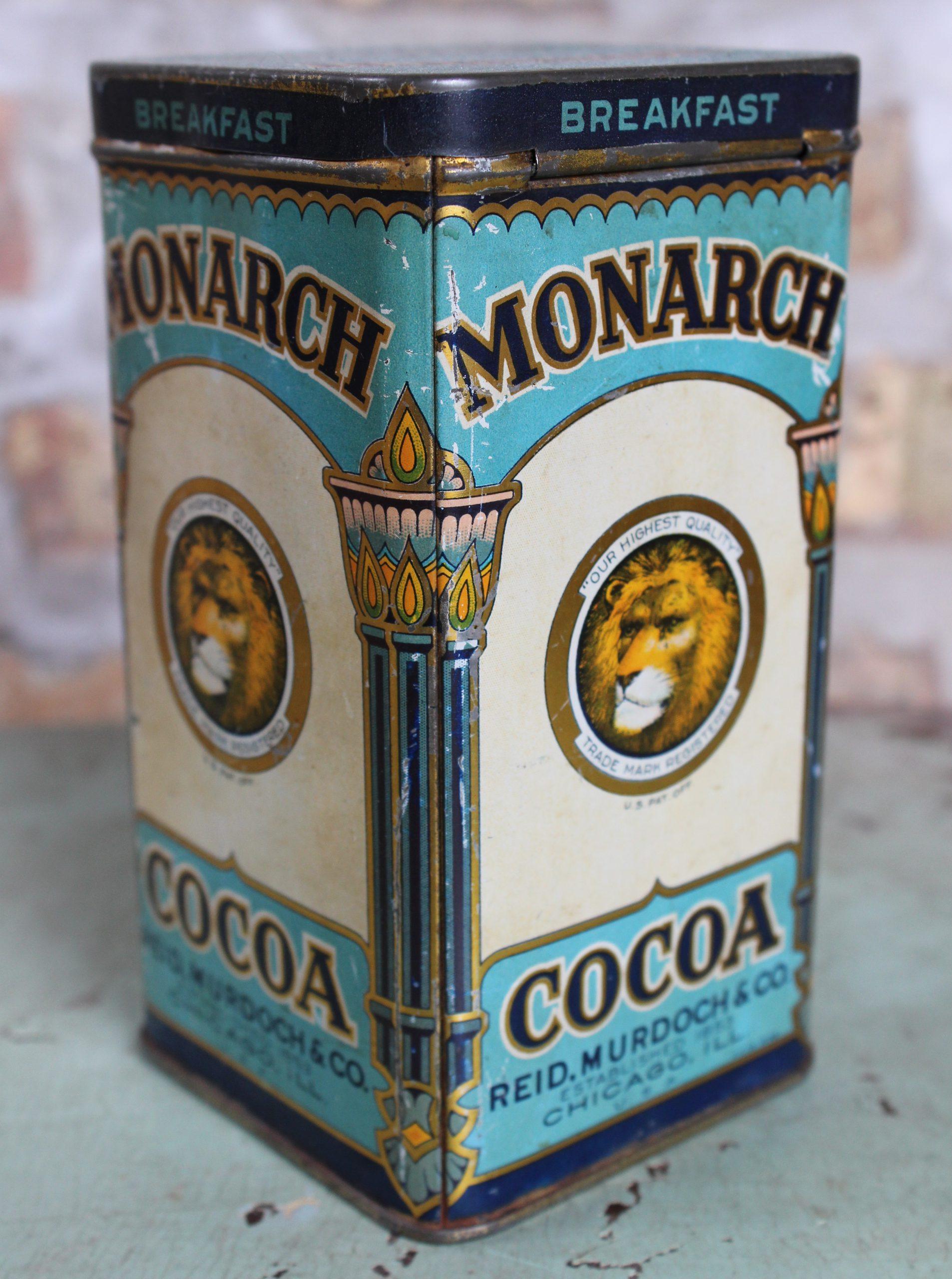 Reid Murdoch Monarch History