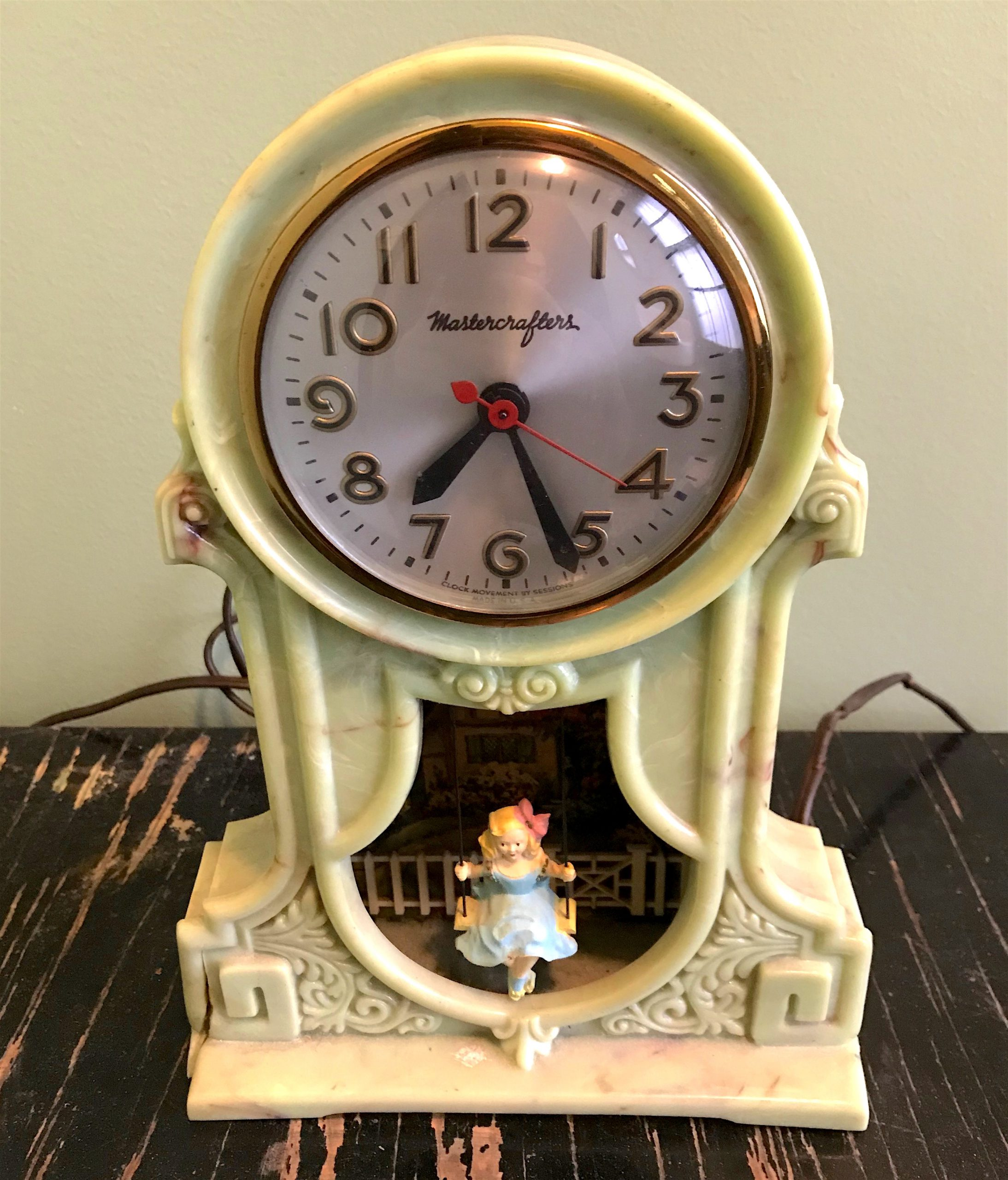 MasterCrafters Clock & Radio Co., est. 1943