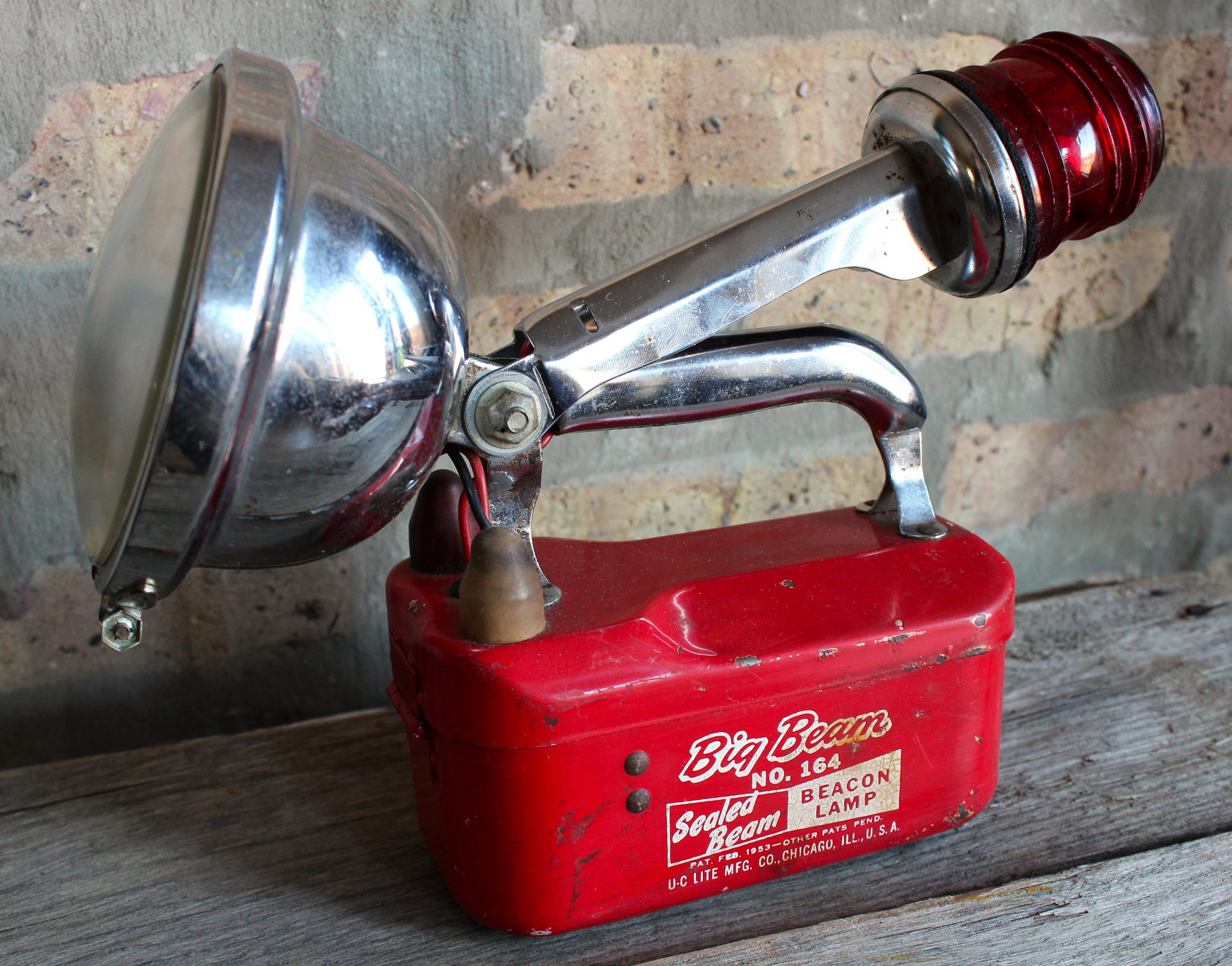 Big Beam No. 164 Beacon Lamp