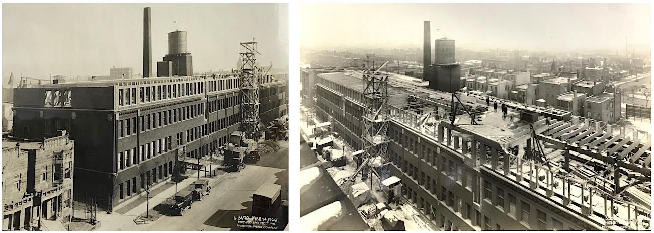B. Heller & Co factory