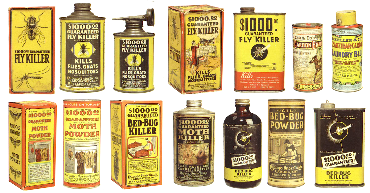 B. Heller insecticides