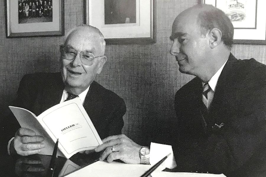 James Heller and John Heller