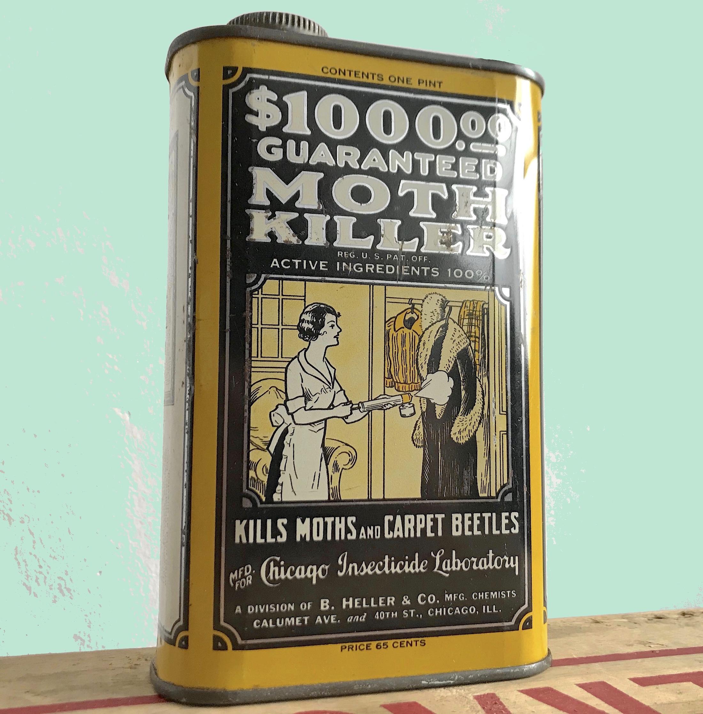 B. Heller Moth Killer
