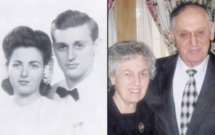 Doris & Bernard Ellman
