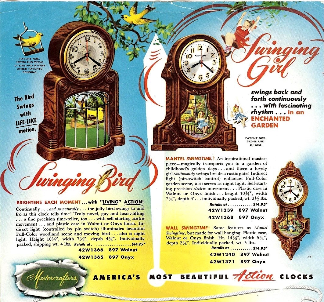 mastercrafters swingtime ad