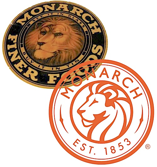Monarch Lion logo