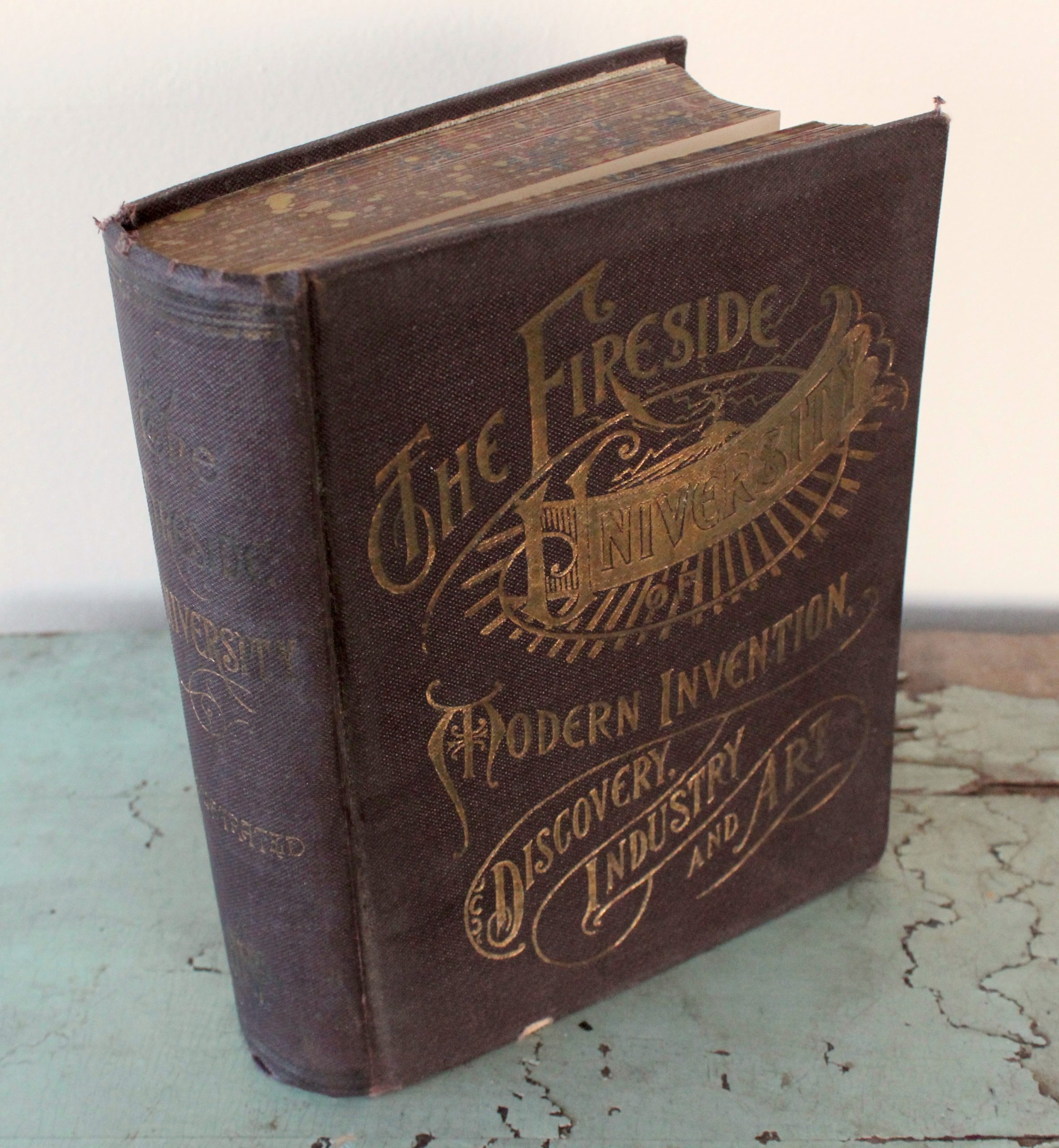The Fireside University - Union Publishing