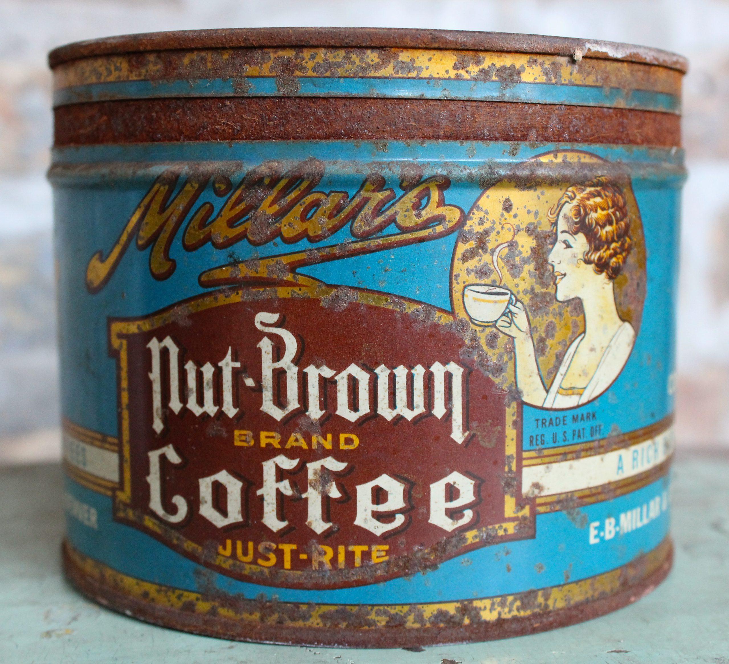 Millar's Coffee History