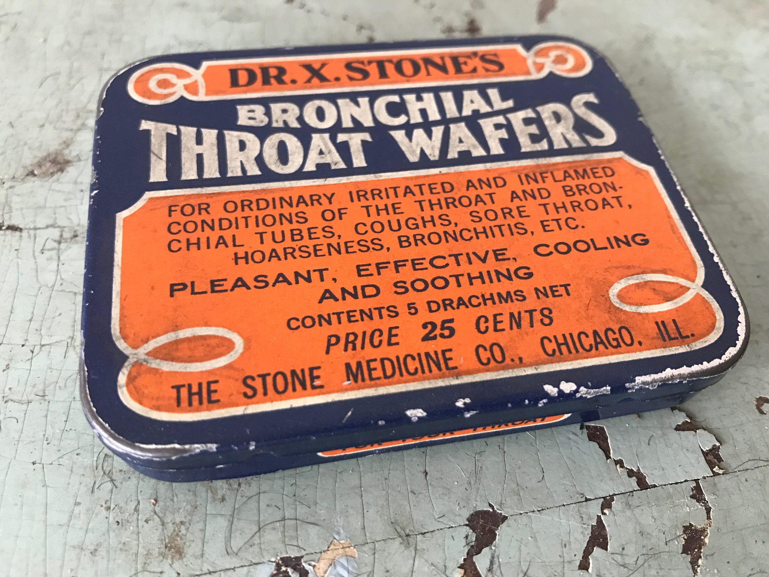 Stone Medicine Co., est. 1885
