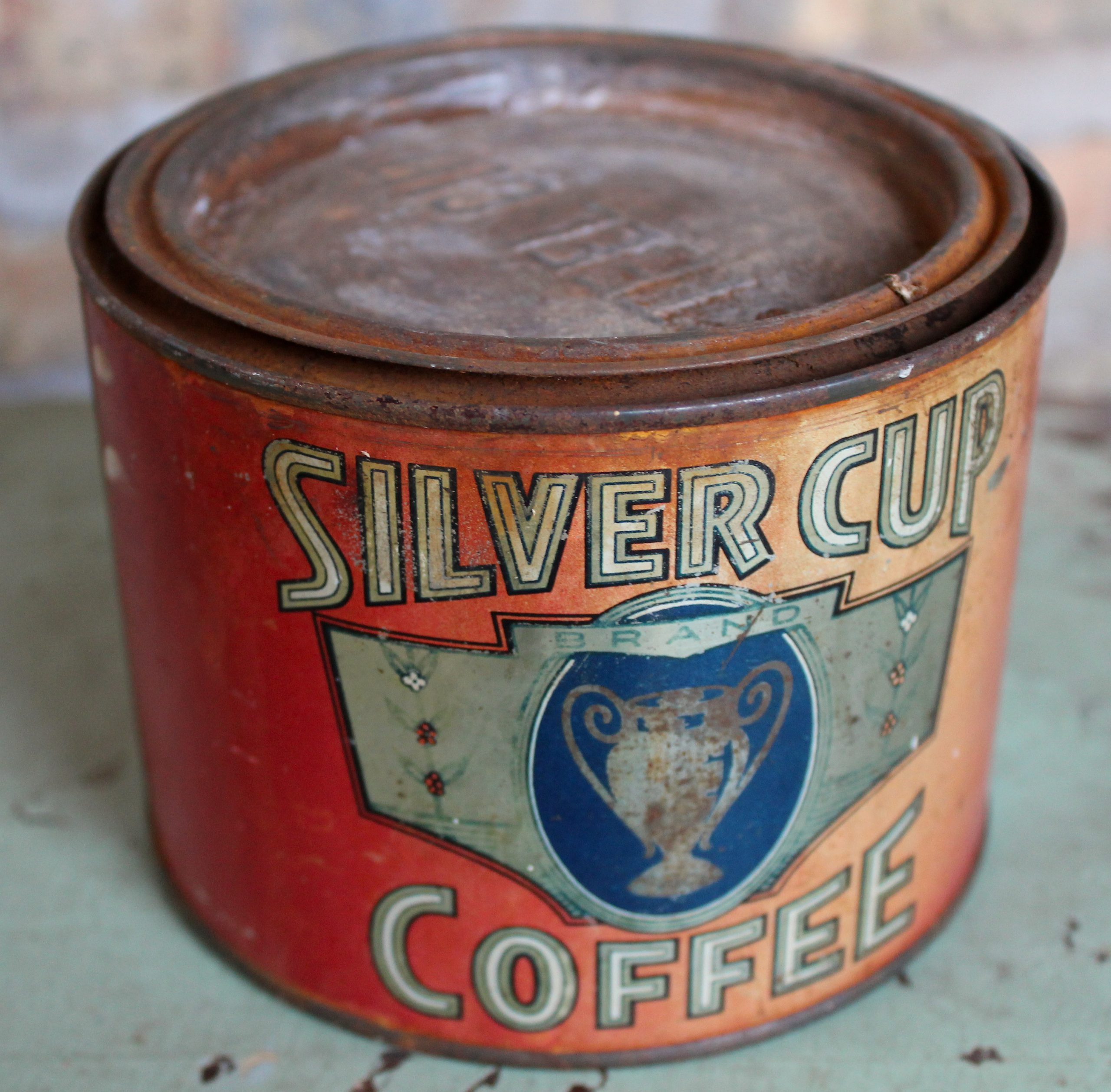 Silver Cup Coffee History