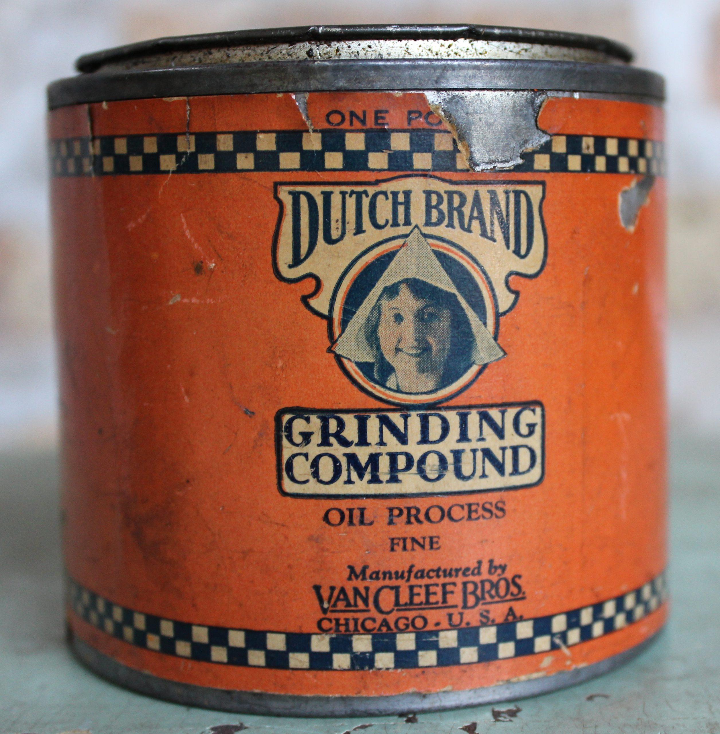 Van Cleef Bros Dutch Brand History
