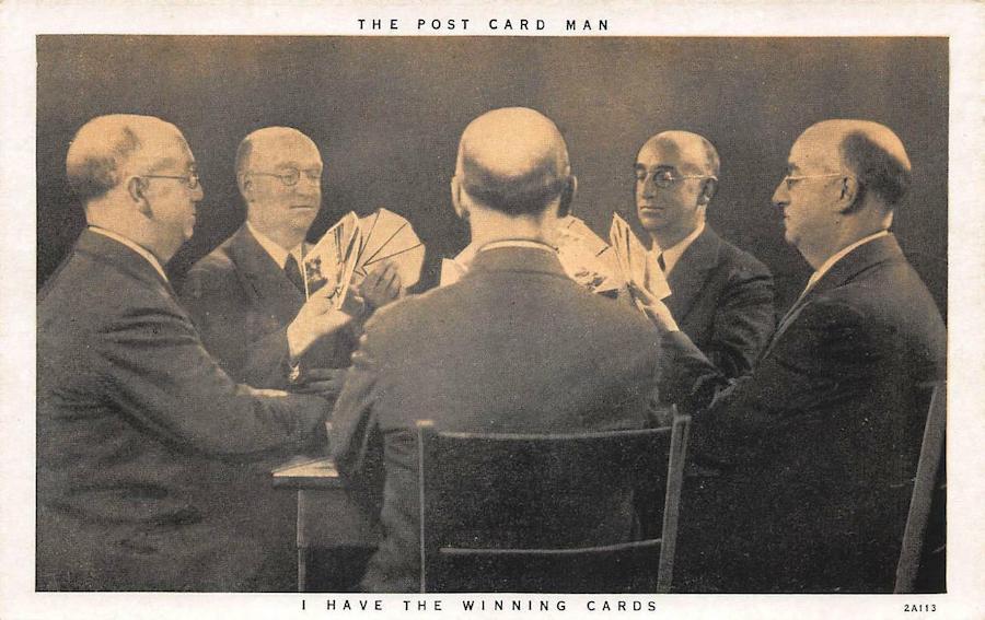 Curt Teich Postcard Man