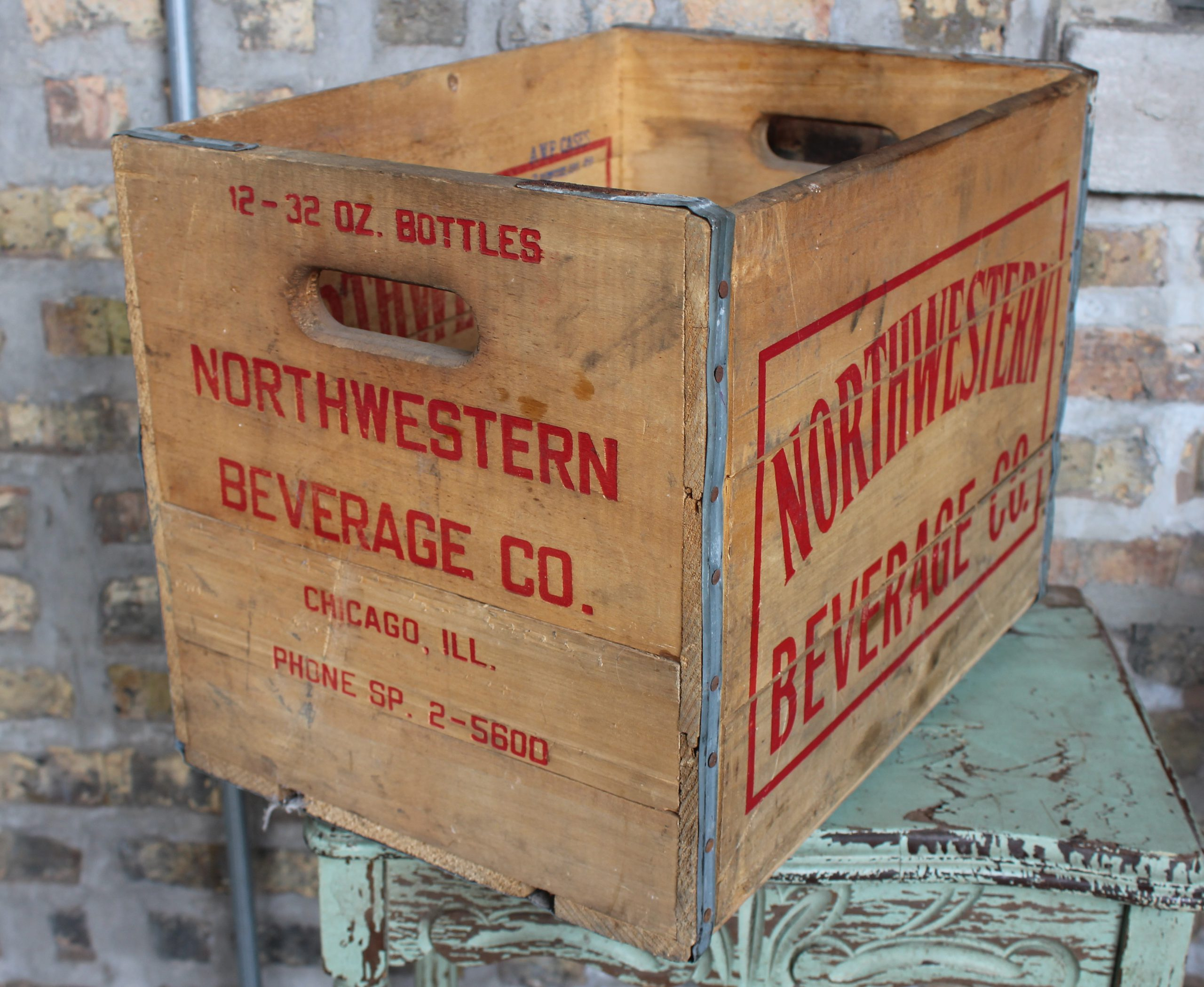 Northwestern Beverage Company History