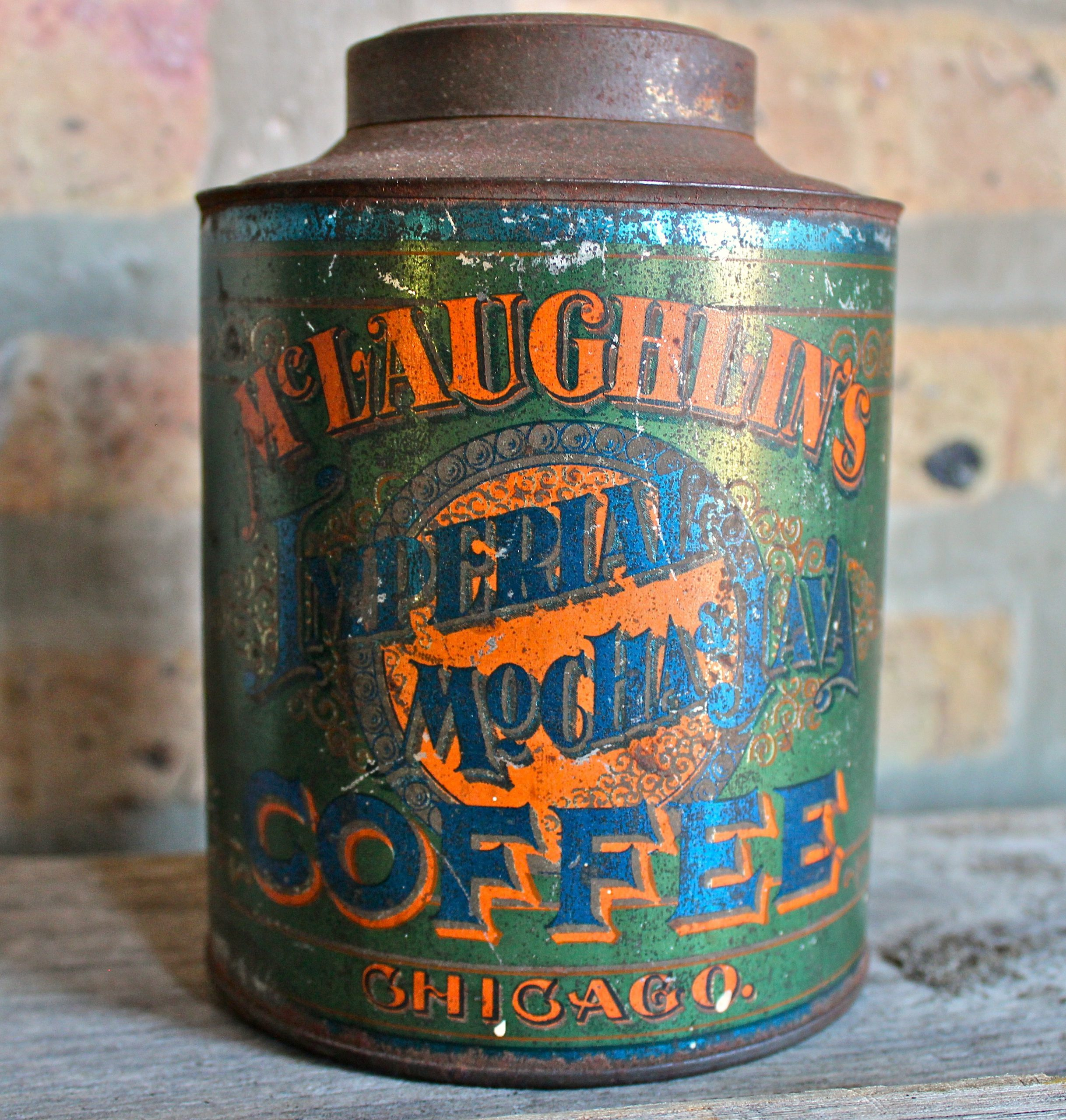 W. F. McLaughlin & Co., est. 1852