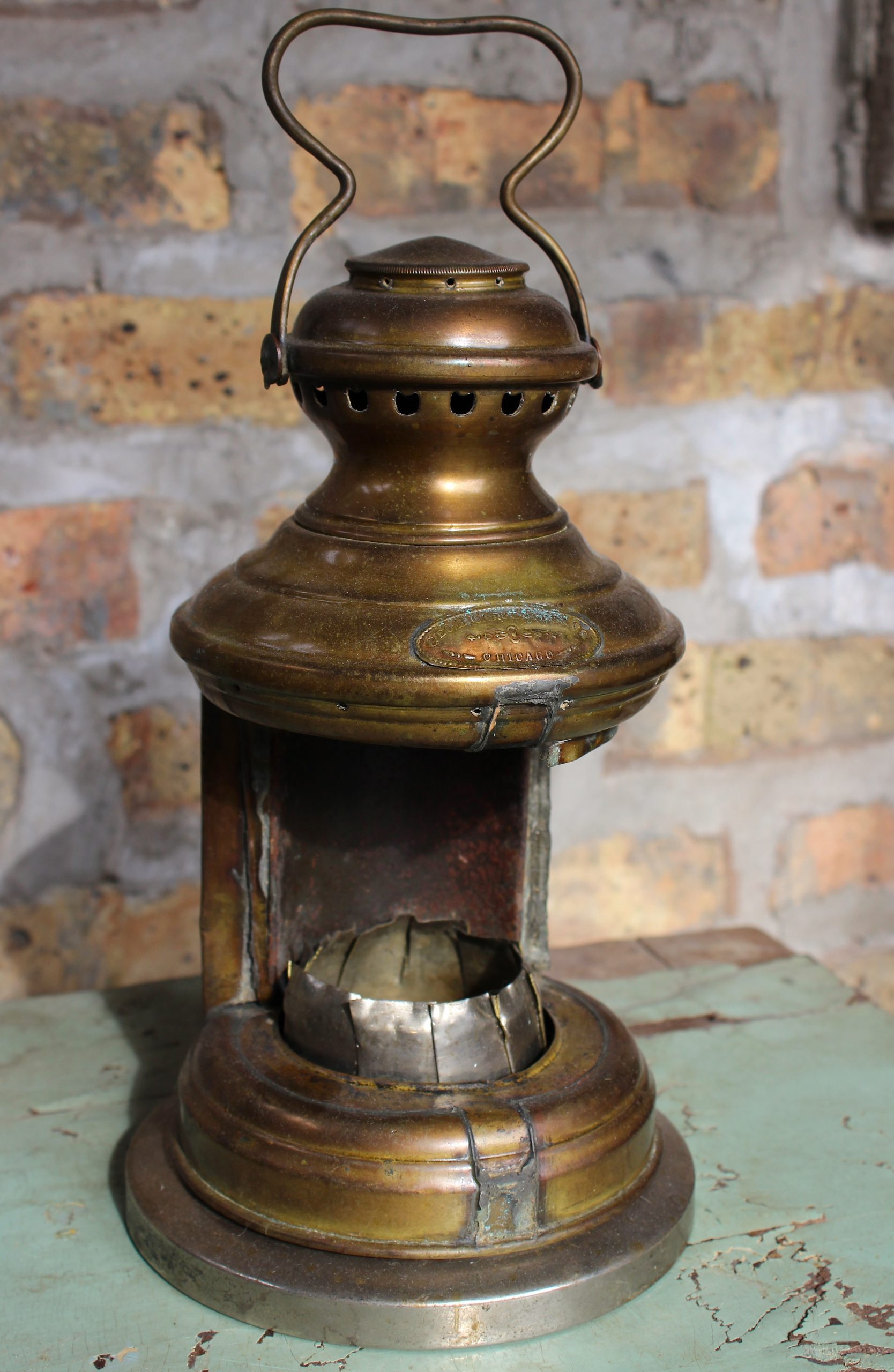 Carpenter Nautical Lantern