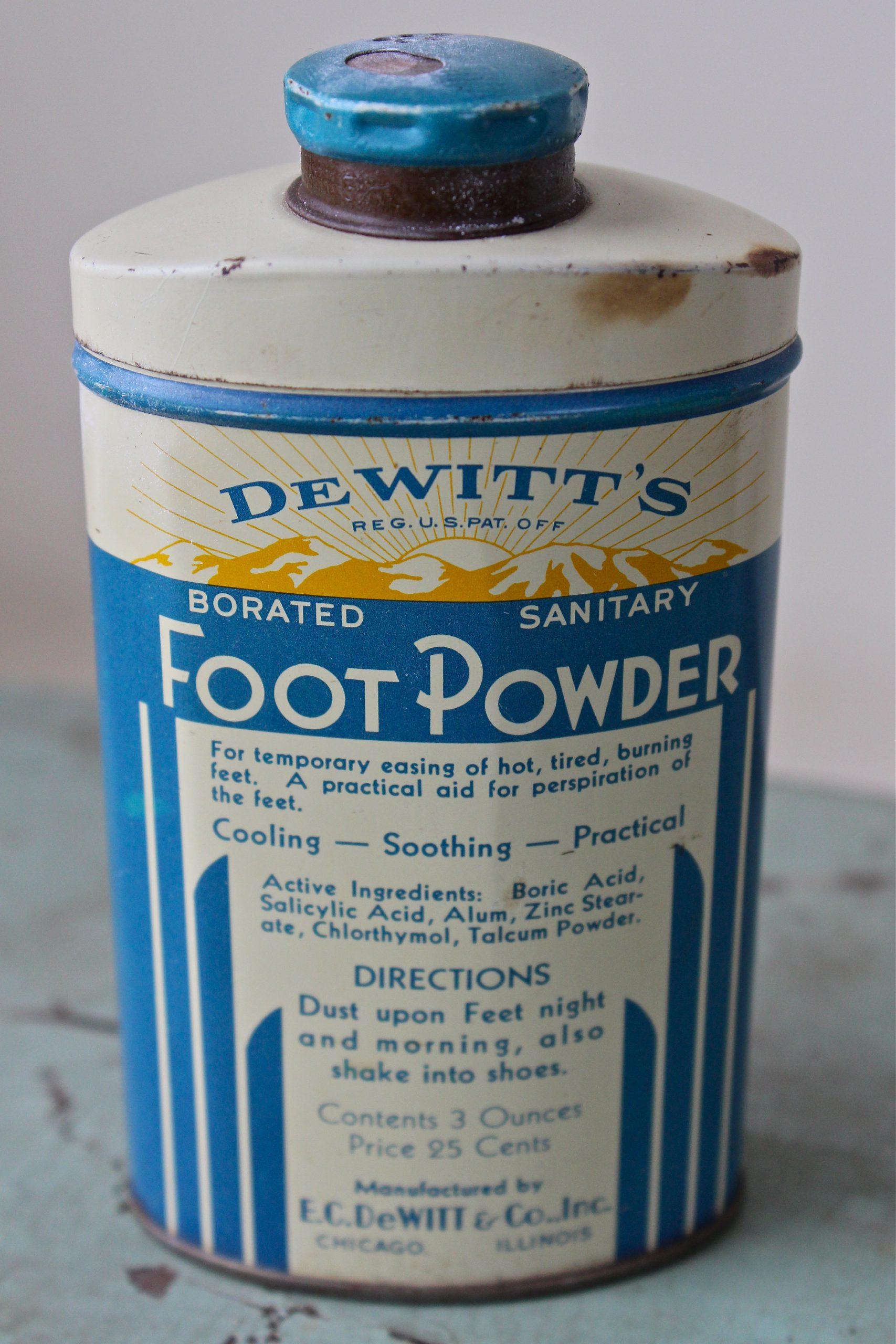 E. C. DeWitt Co. History