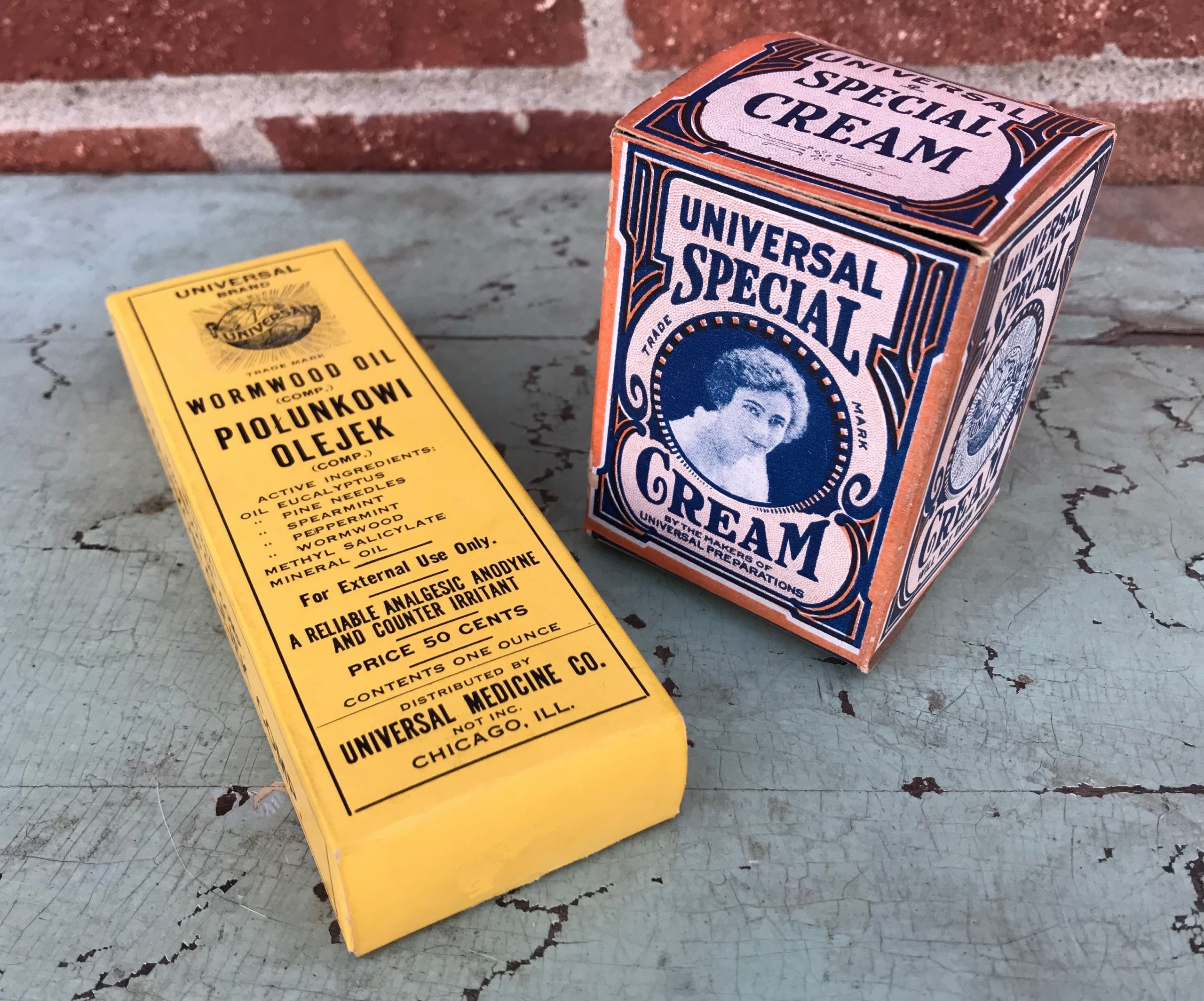 Universal Special Cream