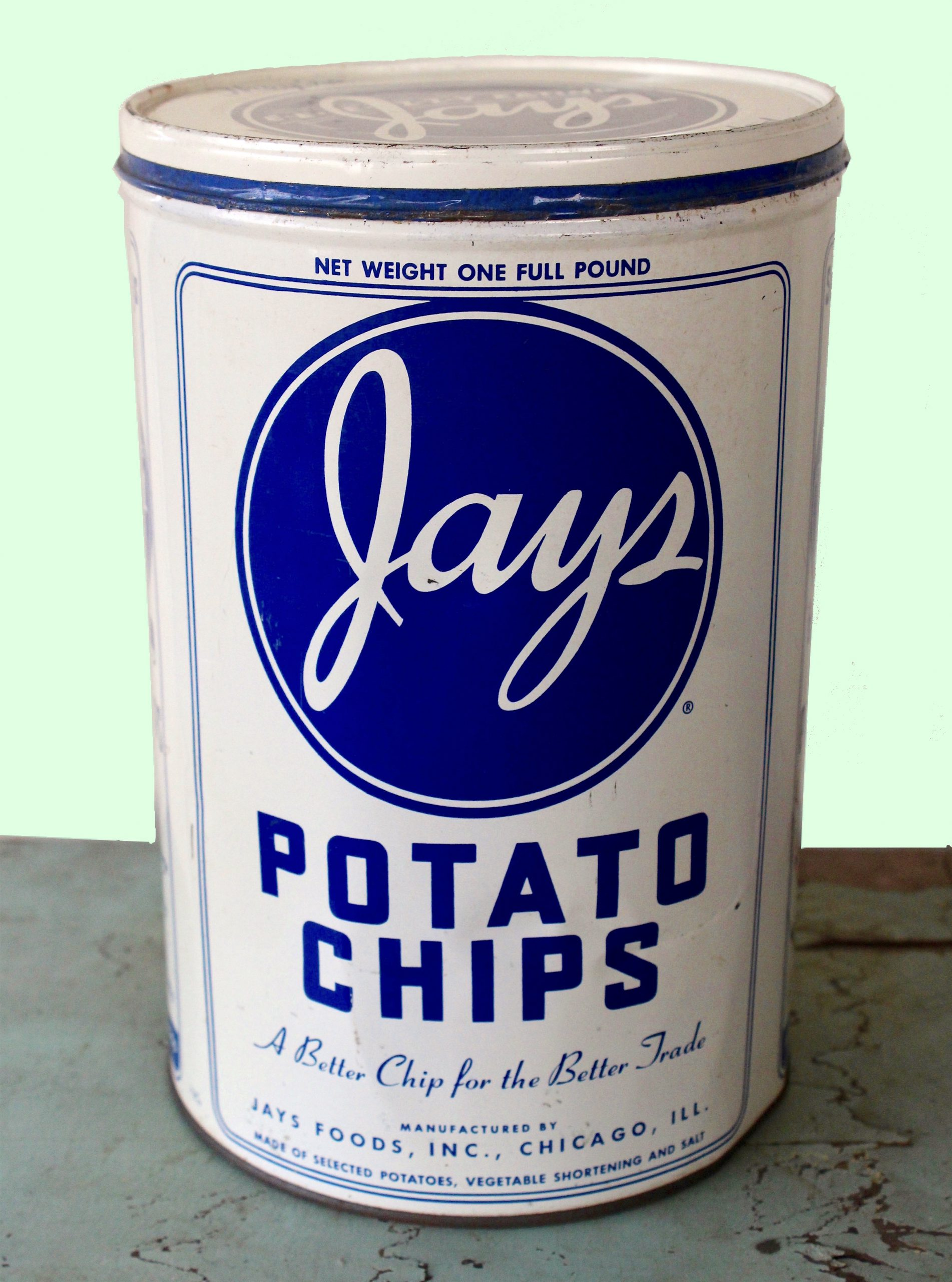 Jays Potato Chips History