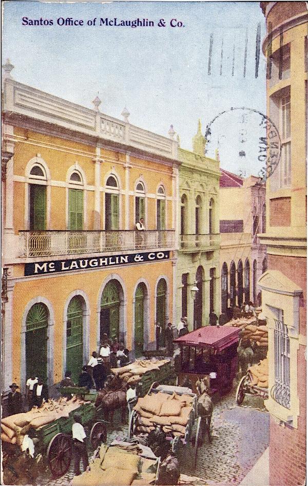 W. F. McLaughlin Santos