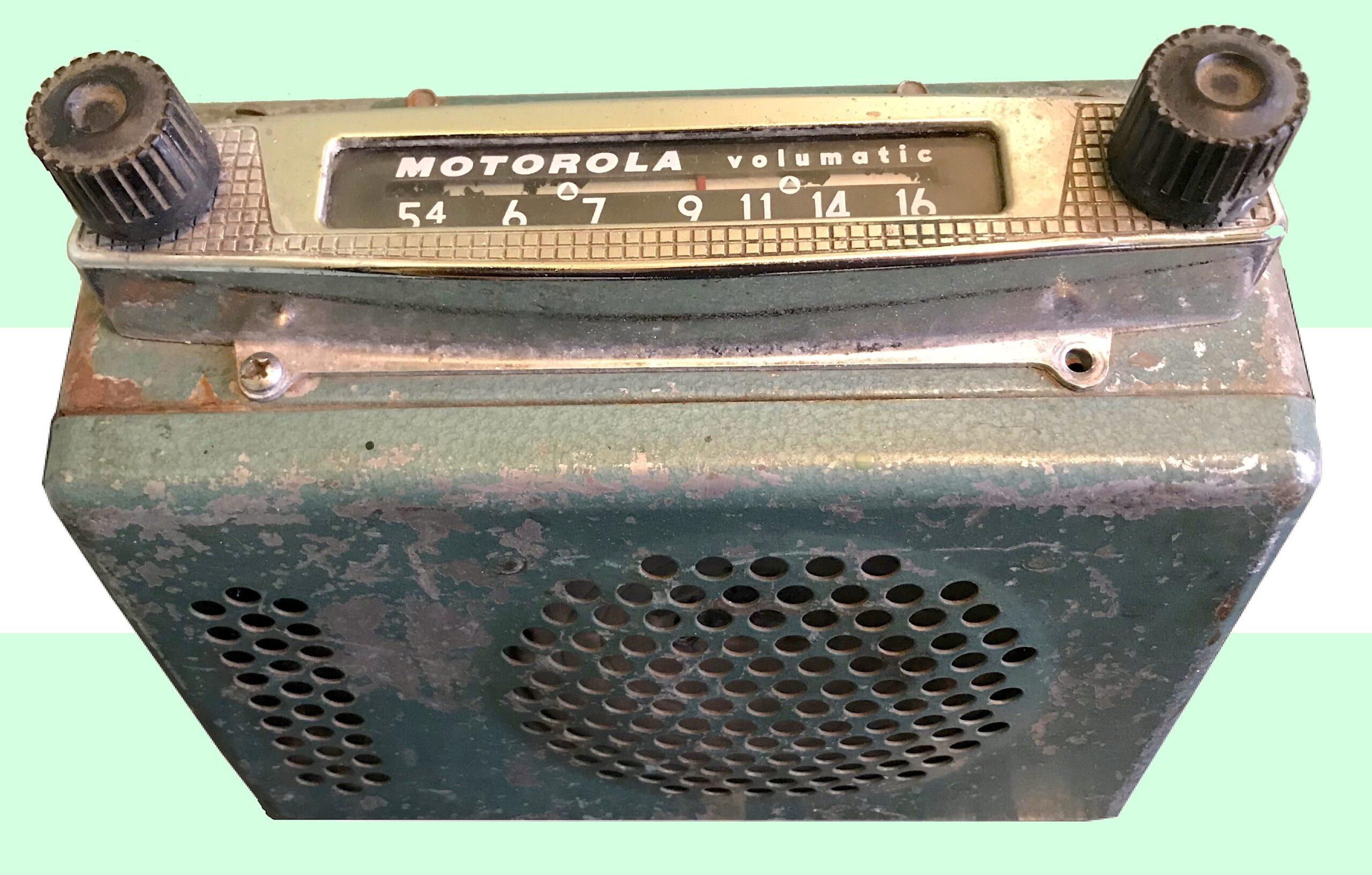 Motorola Volumatic