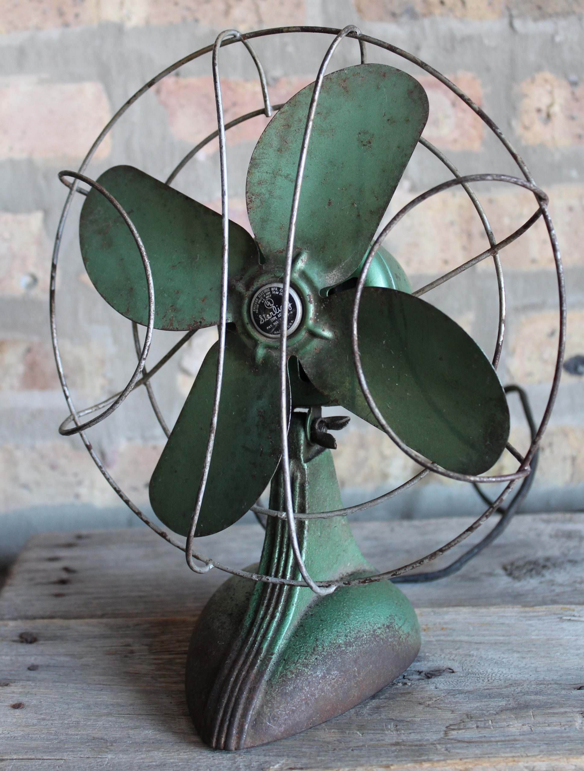 Chicago Electric MFG Co. History - Sterling Fan