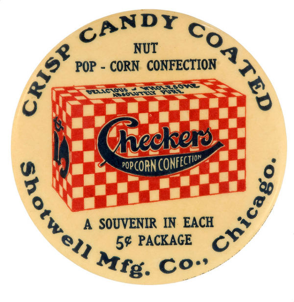 Shotwell's Checkers