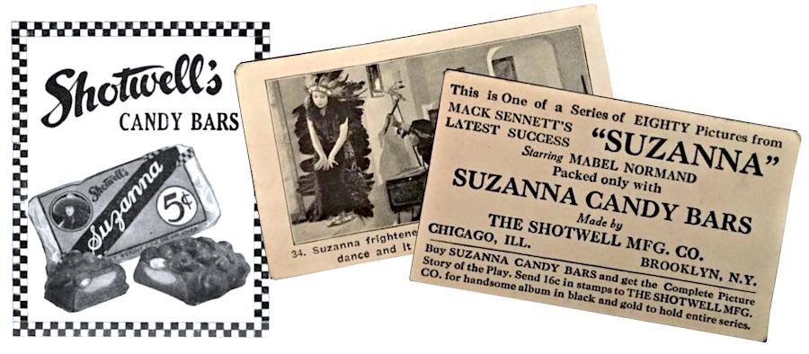 Shotwell's Suzanna