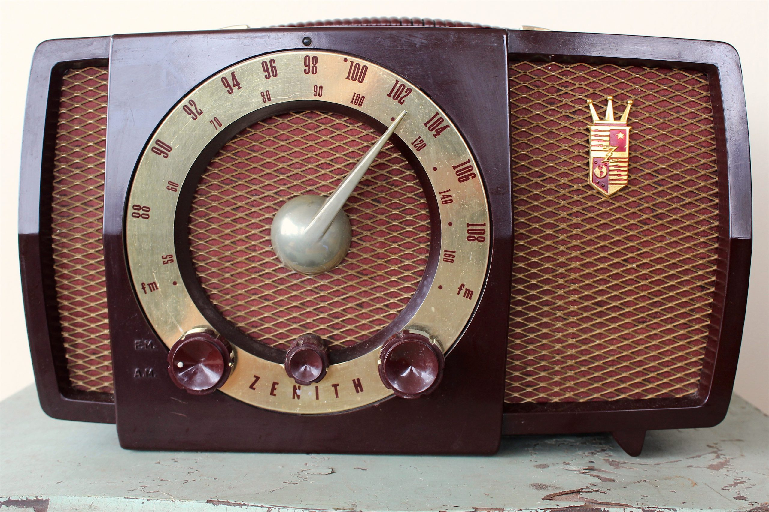 Zenith Radio Corporation, est. 1918
