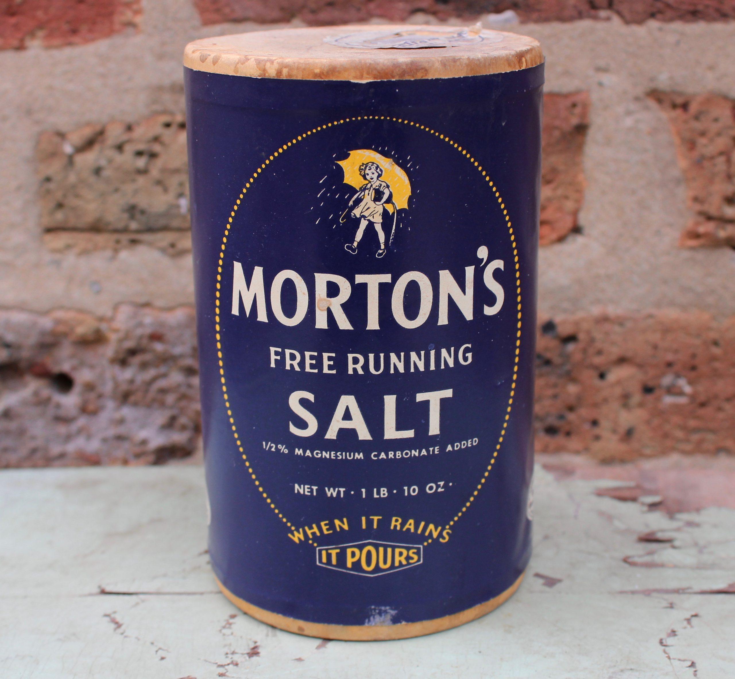 Morton Salt History