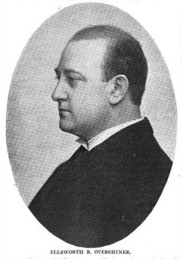 E. B. Overshiner