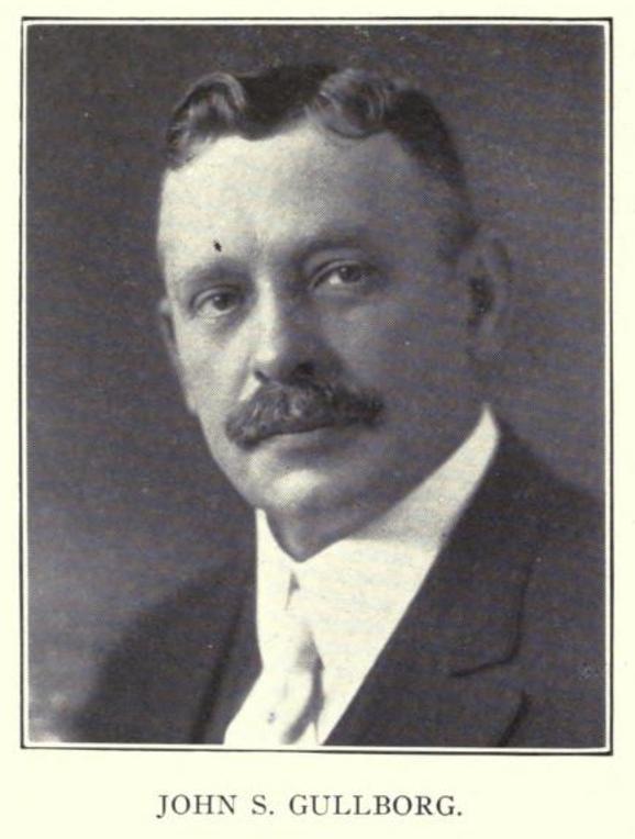 John S. Gullborg