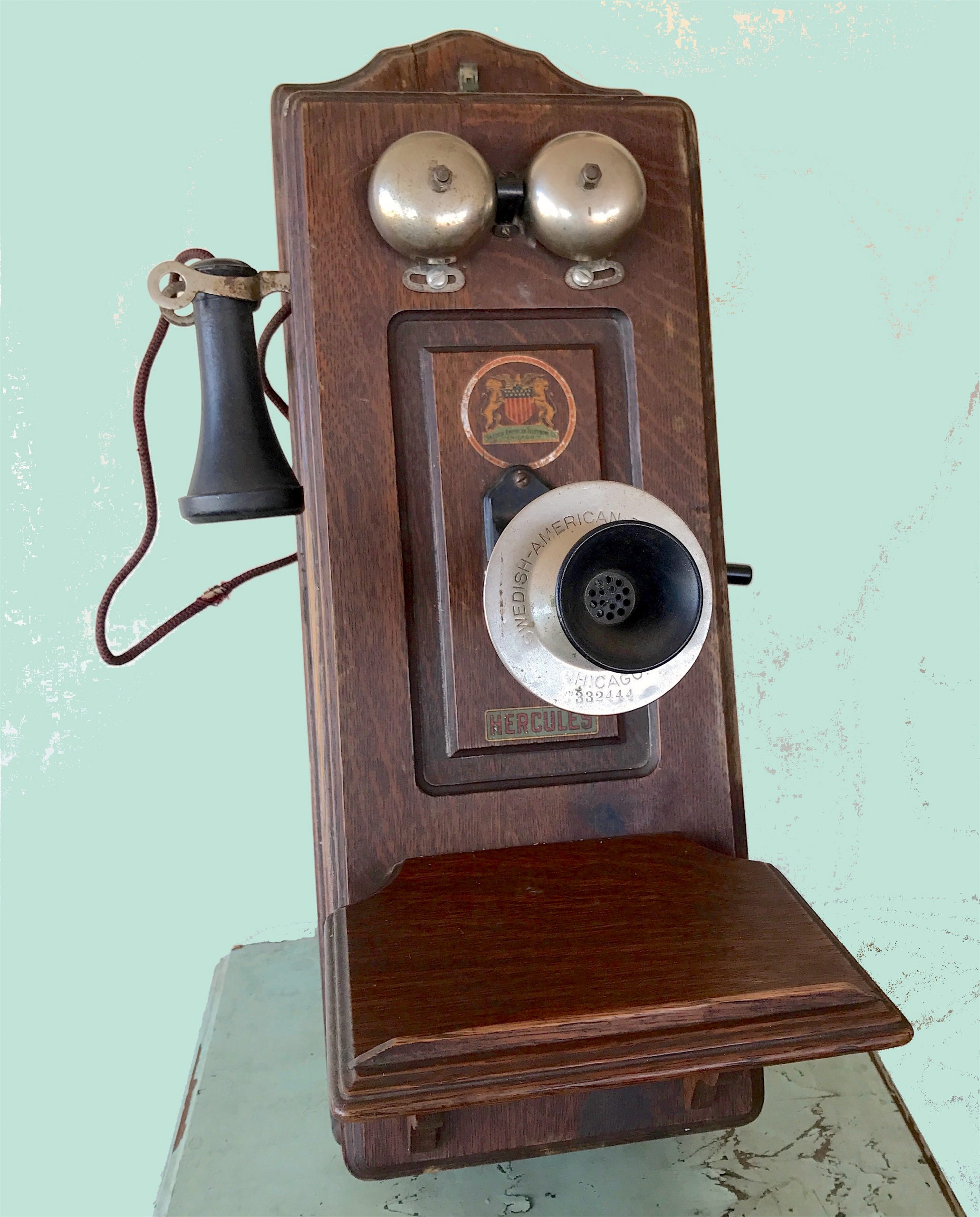 Swedish-American Telephone Co., est. 1899