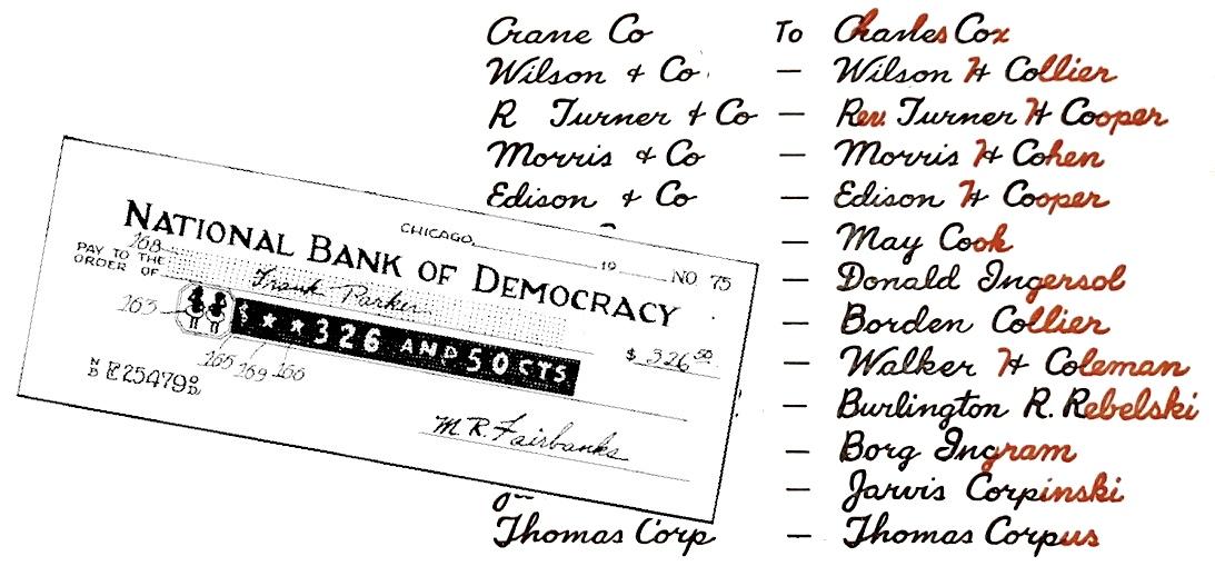 paymaster check fraud