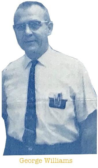 Paymaster George Williams