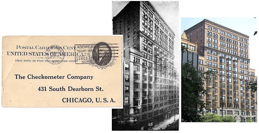 Paymaster Manhattan Building Chicago