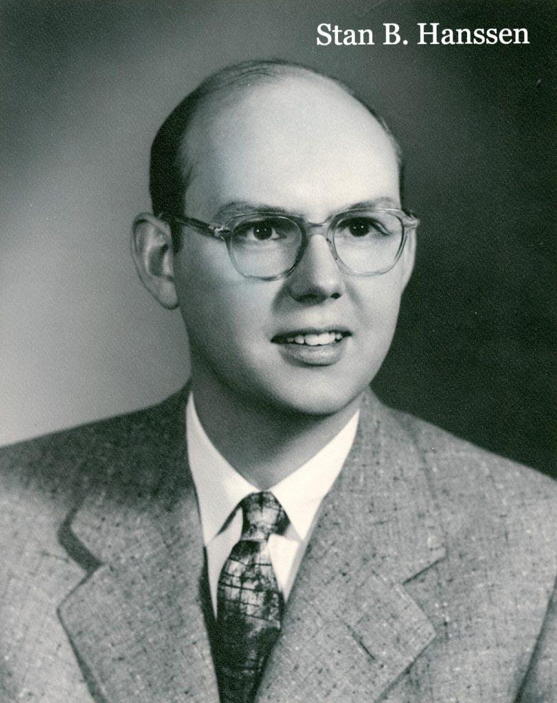 Stan B. Hanssen