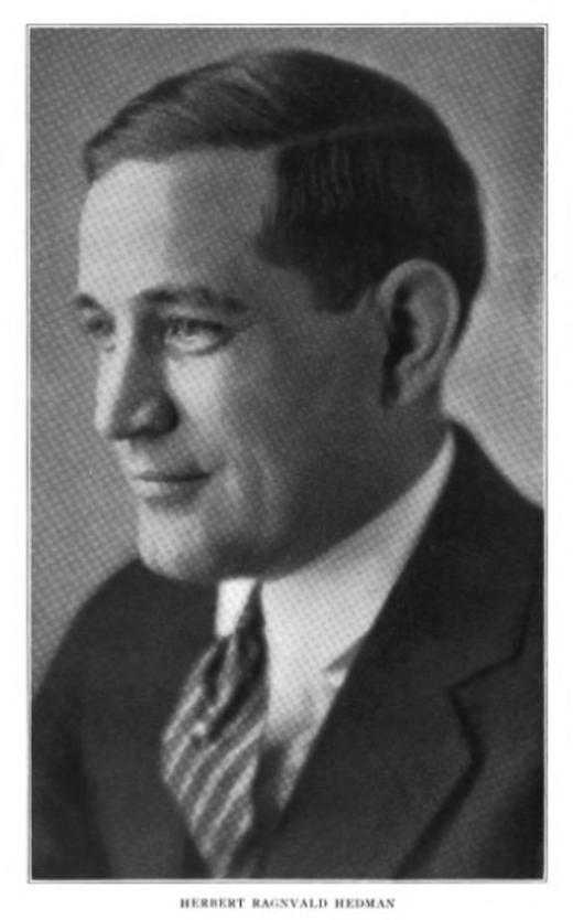 Herbert Hedman