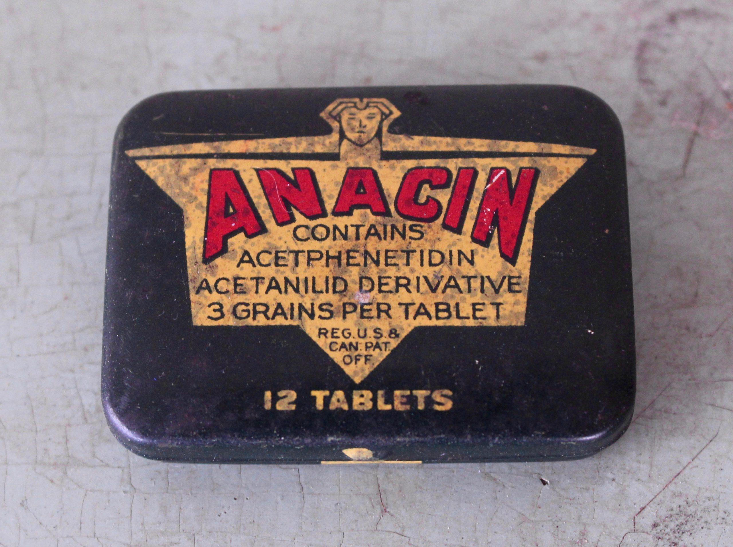 Anacin History