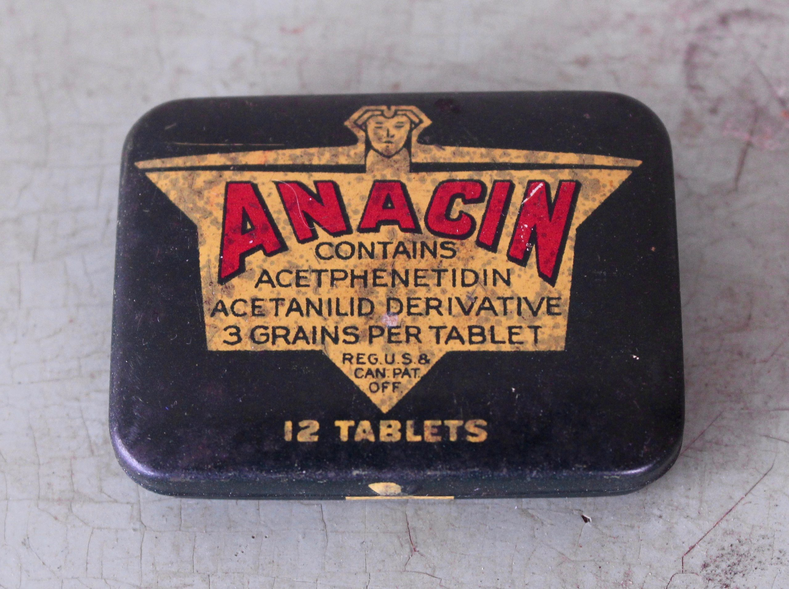 The Anacin Company, est. 1916
