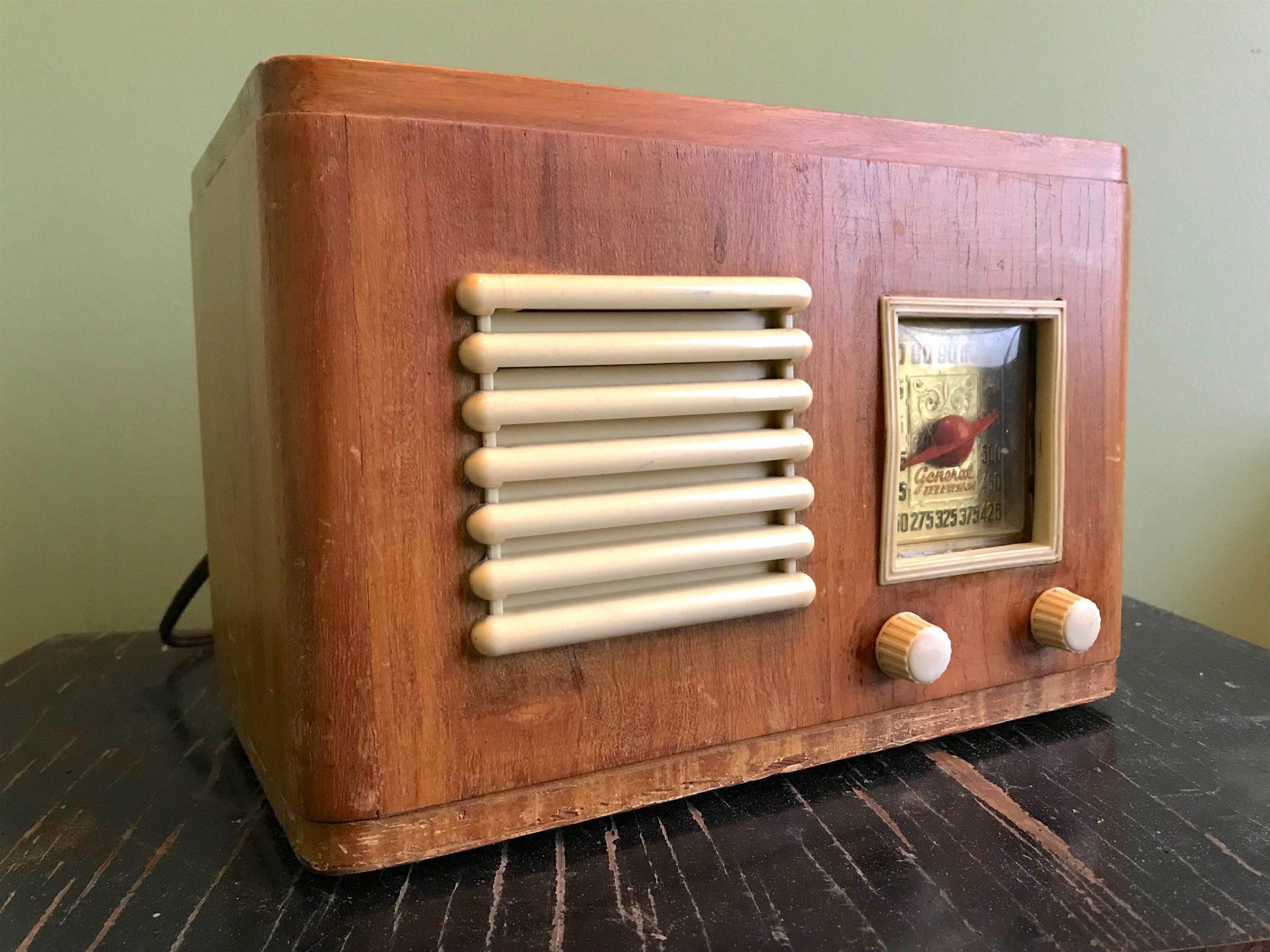 General Television & Radio Corp., est. 1932