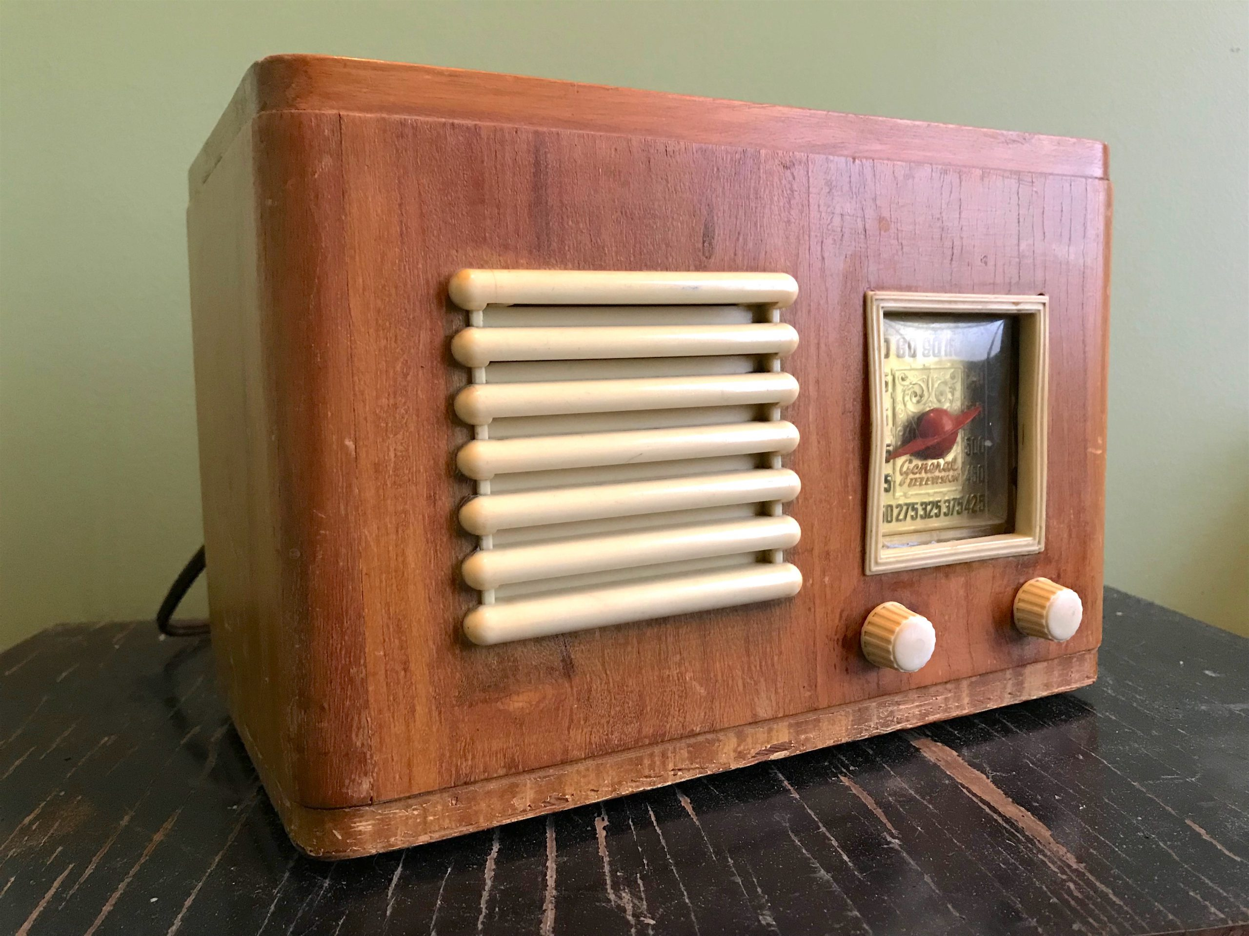General Television & Radio Corp. History