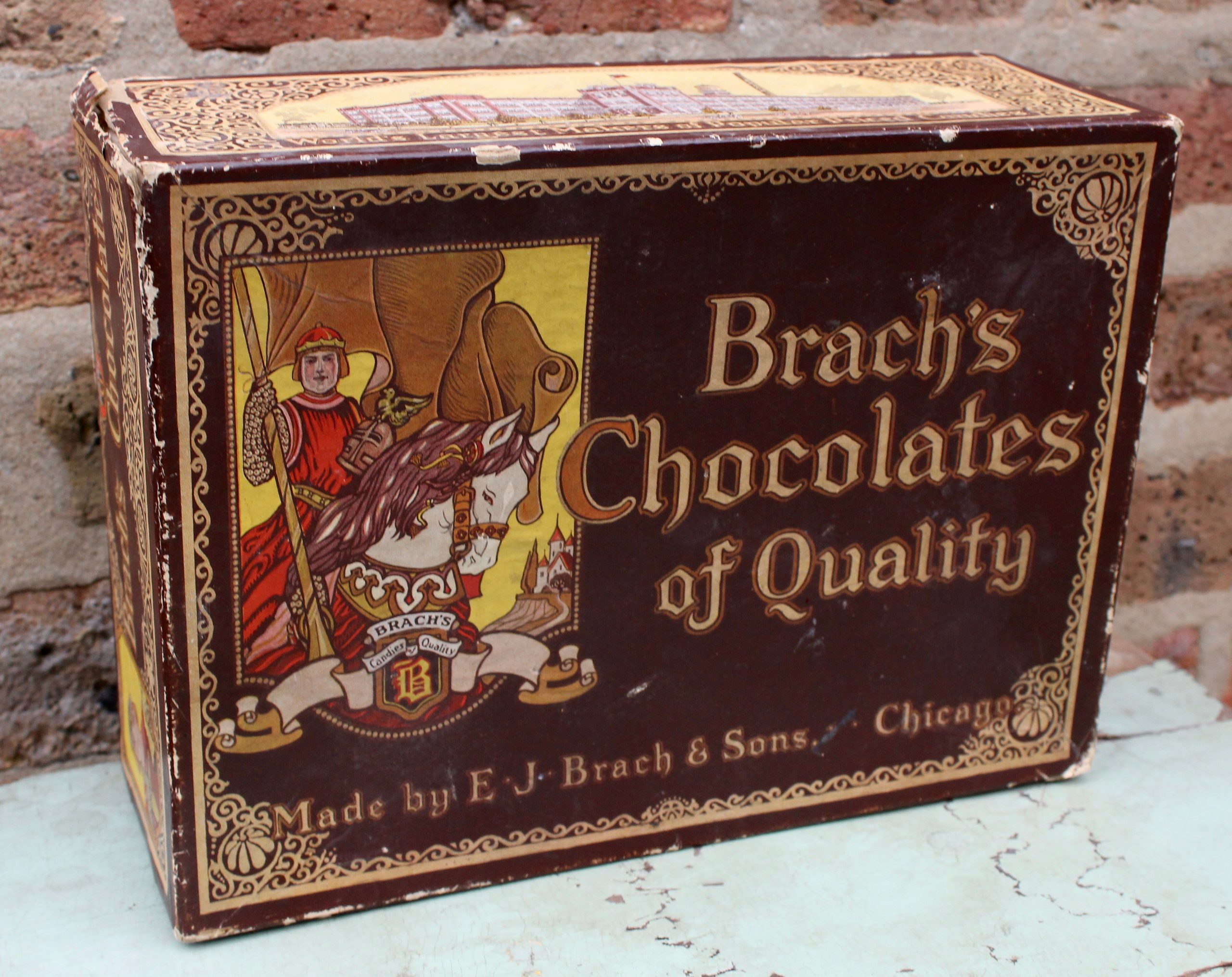 Brach Candy History - Chocolates of Quality